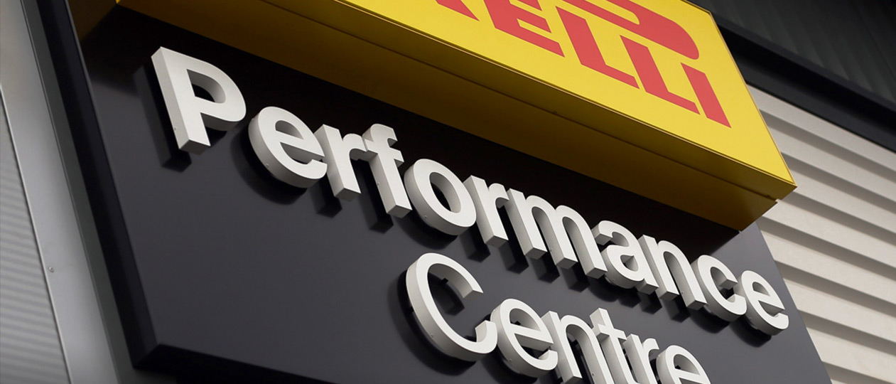 pirelli performance centre